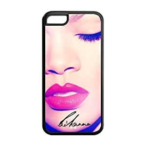 meilz aiaiHot Singer Rihanna Inspired Design TPU Case Back Cover For iphone 6 plus 5.5 inch iphone5c-NY874meilz aiai
