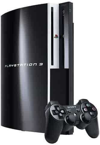 Sony PlayStation 3 - 80GB System (Certified Refurbished)