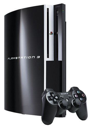 Sony PlayStation 3 – 80GB System (Certified Refurbished)