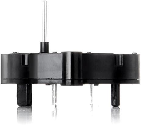 ECCPP x27.168 Stepper Motor Cluster Repair kit for Instrument Cluster Gauge,7Pack Black