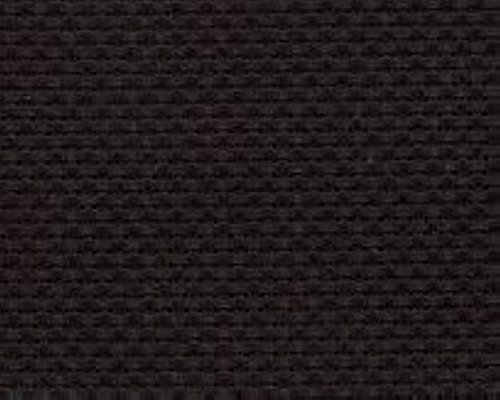 "59"" x 36"" 18 Ct Counted Cotton black Aida Cloth Cross Stitch Fabric"
