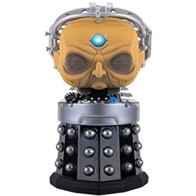 "Funko POP Television: Doctor Who - 6"" Davros Action Figure: Funko Pop! Television:: Toys & Games"