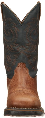 Range Rocky Western Navy Men's Boot Long xq04TF0w6