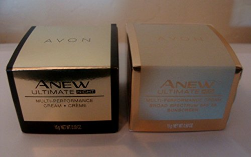 Avon Anew Ultimate Day & Night Cream Travel Size Set