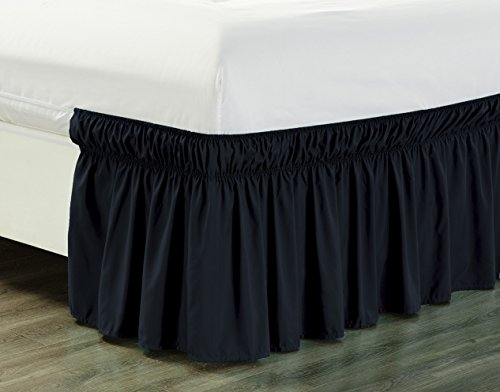 extra long bed skirt - 4