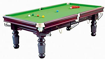 Buy Balls Pool Table Size Ft Online At Low Prices In - Billiards table online
