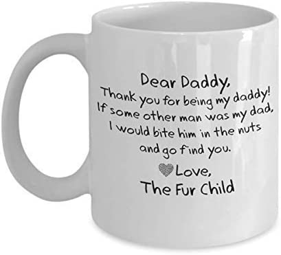 Fathers Day Funny Dada Bear 11Oz 15Oz Gift Coffee Tea Mug