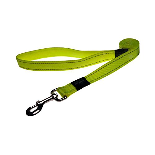ROGZ Utility Day Glo Fixed Lead Snake, Medium