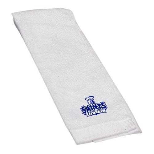 OLLU White Golf Towel 'Our Lady of the Lake University Athletics - Offical Logo' by CollegeFanGear