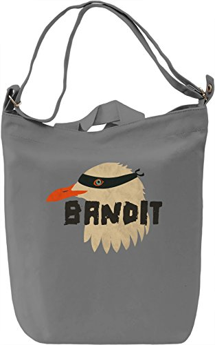Gull Borsa Giornaliera Canvas Canvas Day Bag| 100% Premium Cotton Canvas| DTG Printing|