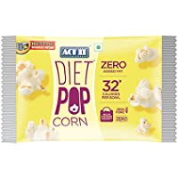 ACT II Microwave Popcorn, 0 Added Fat, 28g