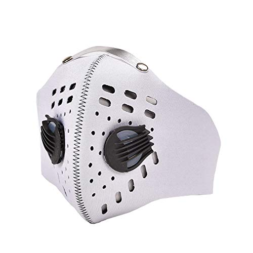 PBFONE Professional PM2.5 - Máscara de ciclismo unisex a prueba de ...