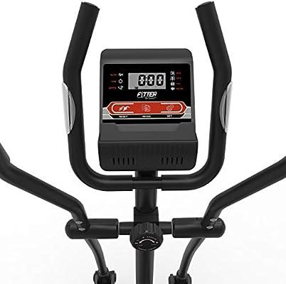 FYTTER - Bicicleta Elíptica Cr-M5R: Amazon.es: Deportes y aire libre