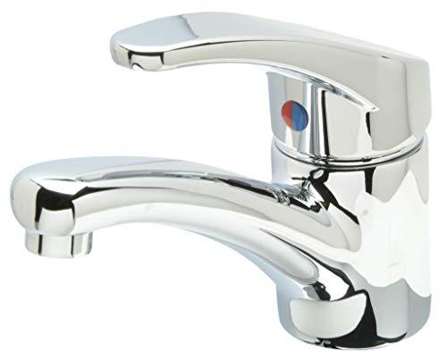 Zurn Z82200-XL-CP4-16M Aqua Spec Single-Control Deck-Mount Lavatory Faucet with 4
