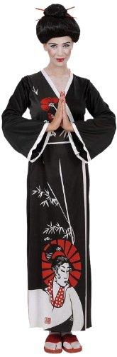 Ladies Geisha Costume Medium UK 10-12 for Oriental Chinese Fancy Dress - Chinese Costumes Uk
