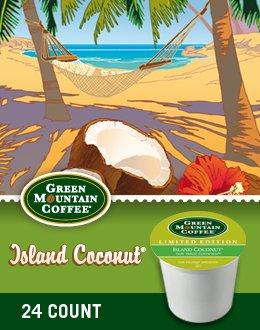 GM Island Coconut (Green Mountain Coconut)