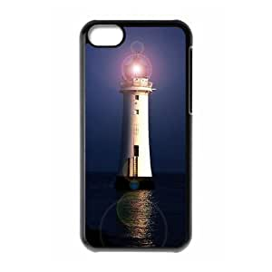 Lighthouse Brand New Cover Case for iphone 5c,diy case cover ygtg545171