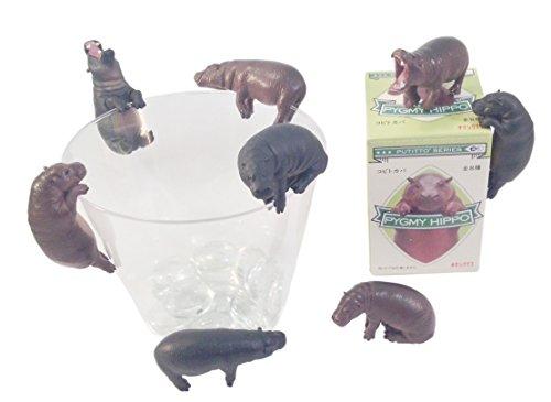 Blind Box Figurines - Kitan Club Putitto Pygmy Hippopotamus Collectible Figure Mystery Blind Box - 1 Random Piece
