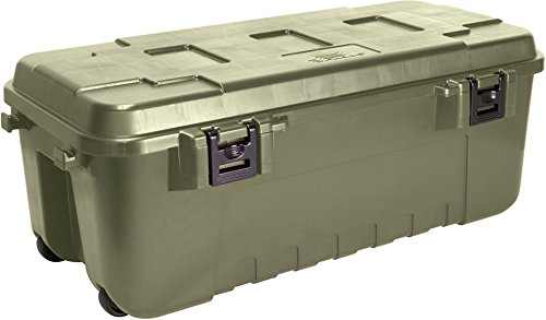 Plano 1919 Sportsman's Trunk, OD Green, 108-Quart