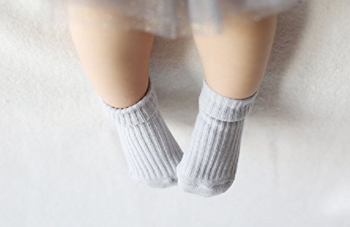 Baby Socks Gift Set - Unique Baby Shower or Newborn Present | Cute Quotes 4 Pair 0-12 Mnths by TWiNKLeToeS (Image #2)
