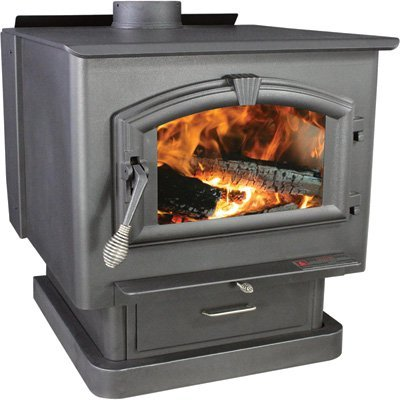 US Stove 3000 Extra Large EPA Certified Wood Stove by US Stove Company