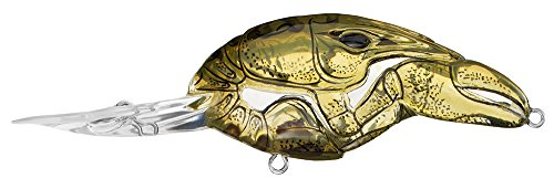Koppers Deep Dive Craw Lure  2 5 Inch  5 8 Ounce  Ghost Green