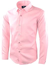 Amazon.com: Pinks - Button-Down & Dress Shirts / Clothing ...