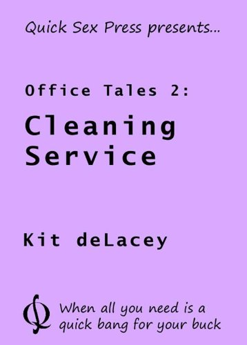 Cleaning Service (Office Tales Book 2)
