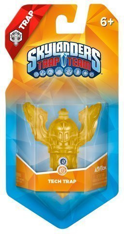 Skylanders Trap Team Tech Flying Helmet Trap [Makers Mana] by Activision
