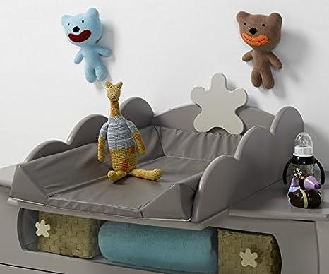 52a28061da53a8 Babyzimmer komplett Linea Lein Sand mit Babybett mit durchsichtigen Seiten   Amazon.de  Baby