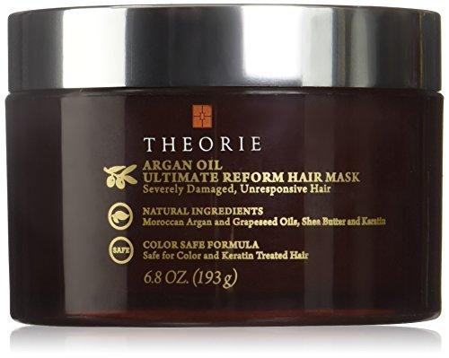 Theorie Argan Oil Ultimate Reform Hair Mask, 6.8 fl.oz