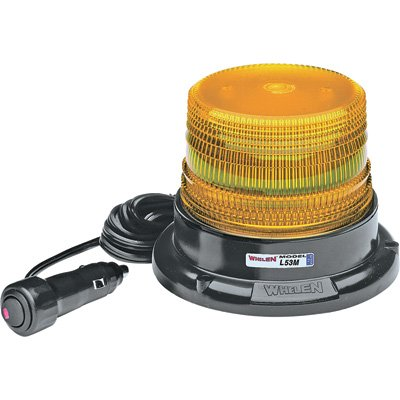Whelen Engineering L53 Super-LED Mini Beacon - Magnetic Mount, Model# L53AM