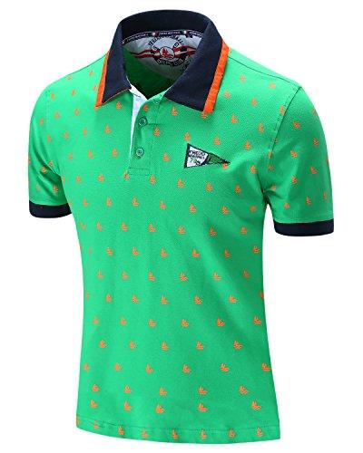 Designer Golf Shirts - 5