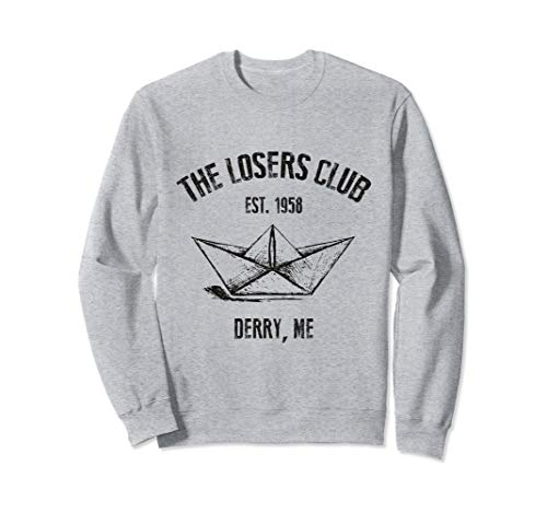 The Losers Club Derry Me EST 1958 Sweatshirt ()