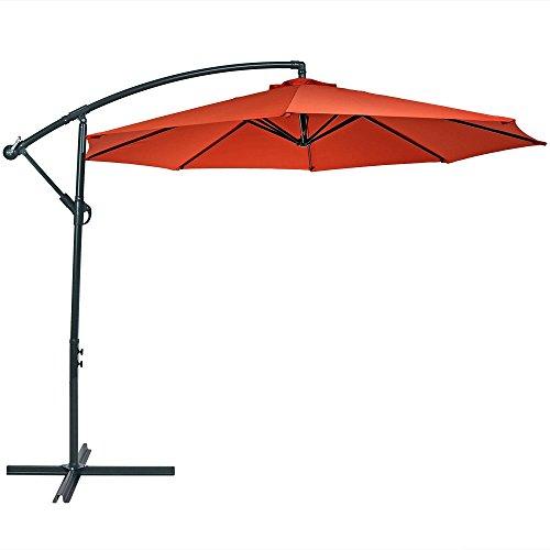 Southern Patio Offset Umbrella - 5