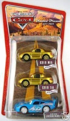 Amazon Com Disney Pixar Cars Characters Dinoco Dream Gift Pack