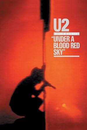 Amazon com: U2 Live at Red Rocks: Under a Blood Red Sky: U2: Movies & TV