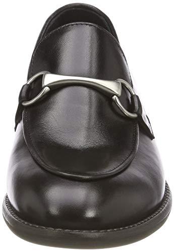 Para O'polo black Loafer Mujer Marc Mocasines Negro 990 Atzxqq
