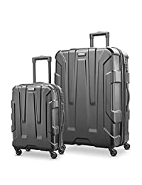 Samsonite Centric HS 2PC SET 20/28, Black, Checked – Large