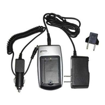 HQRP - Cargador de batería para Sony NP-FA50 NP-FA70 DCR ...