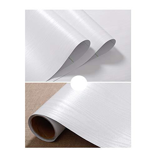 JLCorp - Papel de contacto con textura mate, autoadhesivo, revestimiento de papel de vinilo para estanteria, revestimiento de cajon, adhesivo para encimera, 3 metros