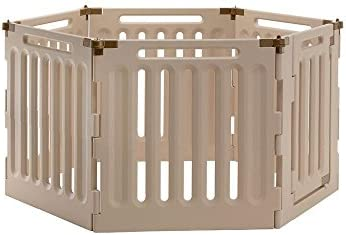 Richell 94908 Plastic Pet Playpens Kennels and Gates