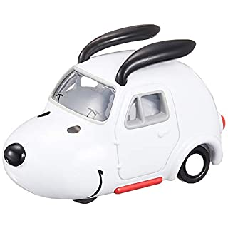 TAKARA TOMY Tomica Dream Tomica No.153 Snoopy car