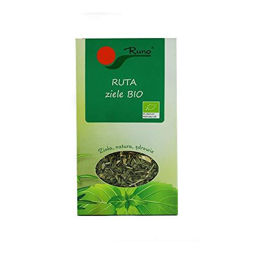 (Rue (Rutae herba) 100% BIO Organic Dried Herb 50g (1.76oz))