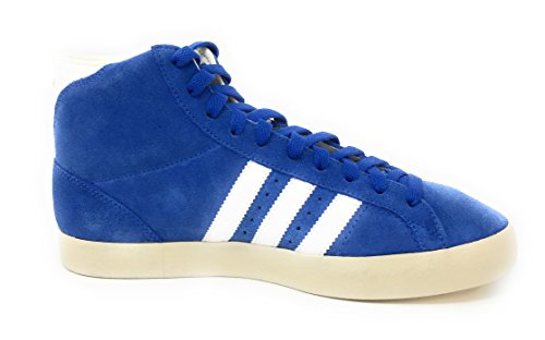 adidas Herren Sneaker AFBlue/Run White/Ecru
