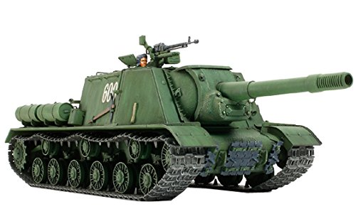 Tamiya Models JSU-152 Russian Heavy Self-Propelled - Russian Models