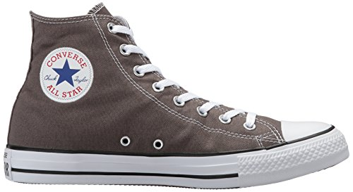 Converse Ctas Core Hi, Baskets mode mixte adulte Noir - Carbón
