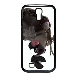 Samsung Galaxy S4 I9500 Phone Case Black Frozen Sven KMI6166274