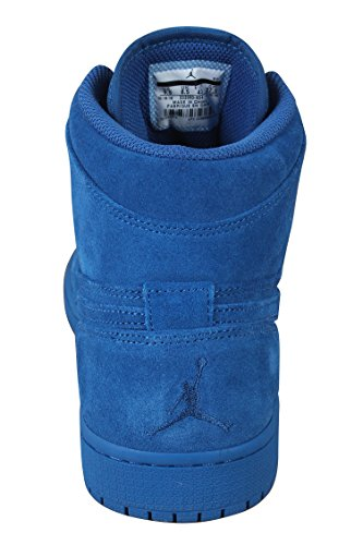 Nike Jordan Men s Air Jordan 1 retro alta scarpa da basket Team Royal/Team Royal