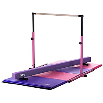 Amazon Com Little Gym Adjustable Horizontal Bar